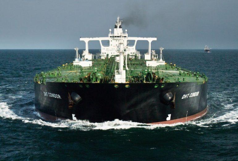 DHT Holdings asegura fletes para seis buques VLCC