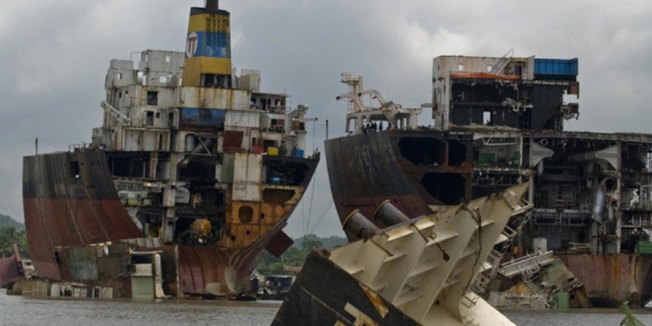 Documental de la BBC sobre la industria del reciclaje de barcos recibe críticas de GMS