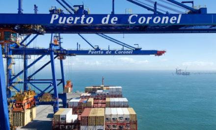 El Puerto Coronel en Chile instala cámaras térmicas para la detección de COVID-19