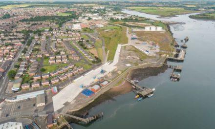 El Puerto de Blyth obtiene luz verde para su expansión
