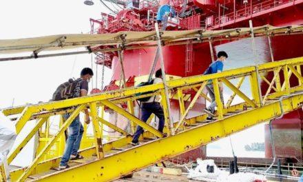 El Puerto de Singapur albergará a los trabajadores extranjeros en un alojamiento flotante