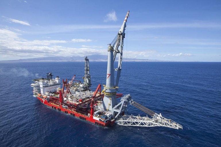 El Subsea 7 obtuvo contratos de instalación por Chevron
