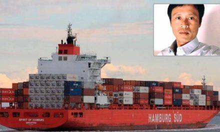 El capitán de un barco portacontenedores alemán fue asesinado en Cartagena