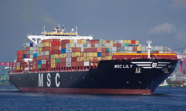El director ejecutivo de la empresa de portacontenedores MSC señala en una carta abierta lo imperativo del transporte marítimo