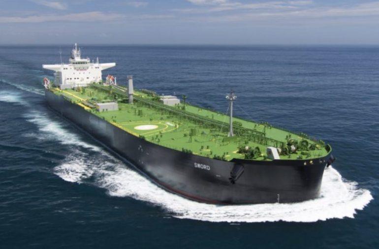 El especialista en Aframax, Lundqvist Rederierna, ha vuelto a Sumitomo Heavy Industries