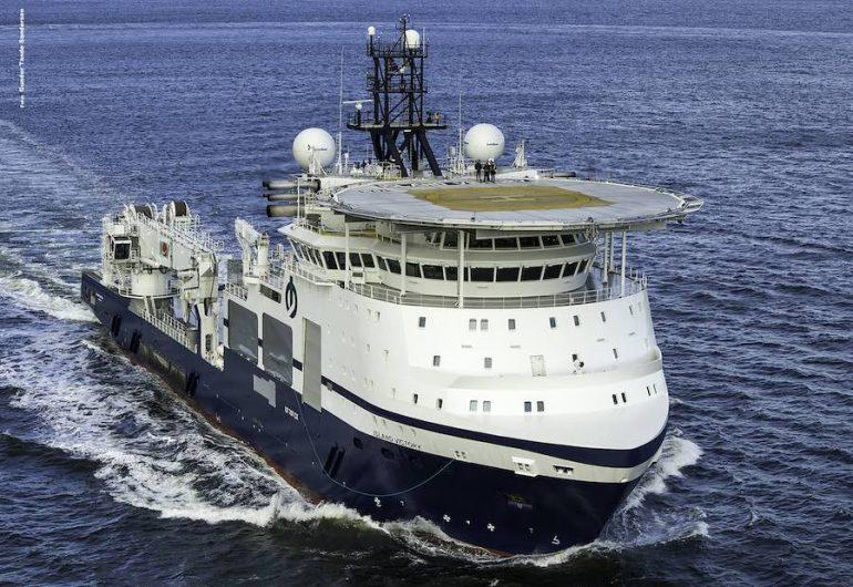 El instalador oceánico toma el MPSV de Island Offshore para el trabajo en Equinor