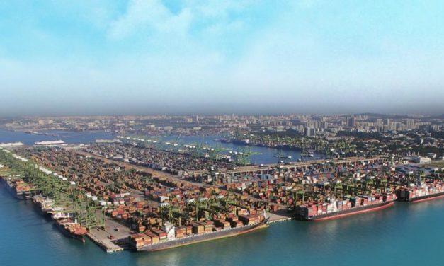 El transporte marítimo, los puertos y artilleros permanecerán abiertos mientras Singapur cierra la mayoría de los lugares de trabajo