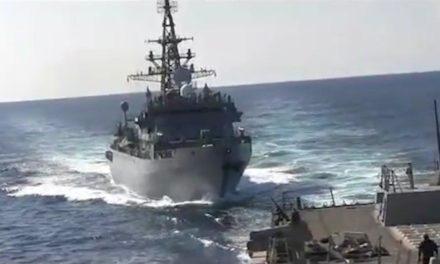 El tweet de Trump podría «aumentar el riesgo de error de cálculo» en la tensión del Mar de Arabia del Norte