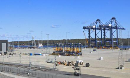 Euroglobe establecerá operaciones de terminal en el puerto de Estocolmo Norvik