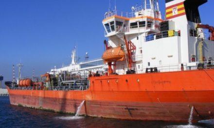 Finbeta comienza la renovación de su flota con la adición de buques tanqueros