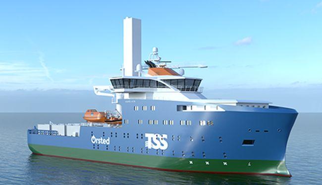Fincantieri Vard construirá un buque SOV para los parques eólicos marinos de Taiwán