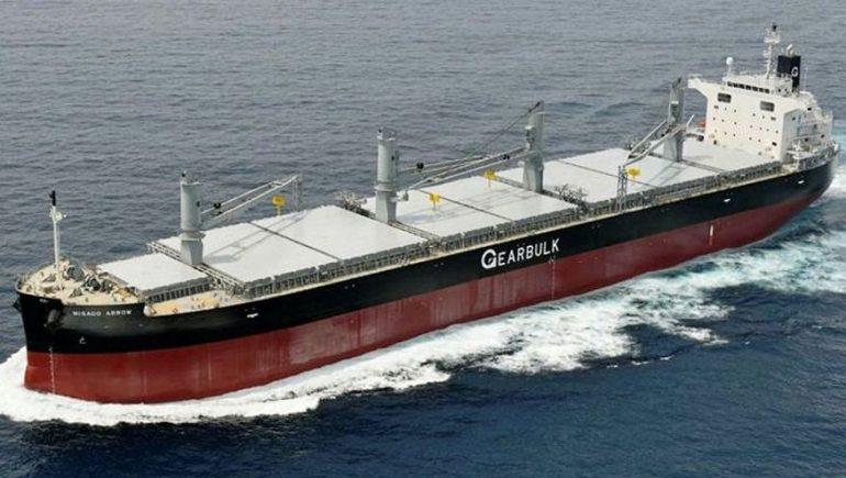 Gearbulk renegocia las tarifas de flete con los armadores japoneses