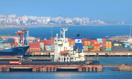La India logra un ligero aumento del volumen de los contenedores