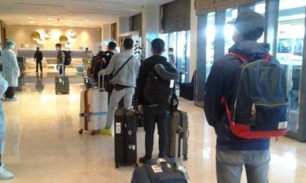 La OMI insta a que se exima a la gente de mar de la prohibición de viajar