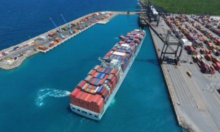 La expansión del puerto DP World Caucedo en República Dominicana avanza con nuevos equipos