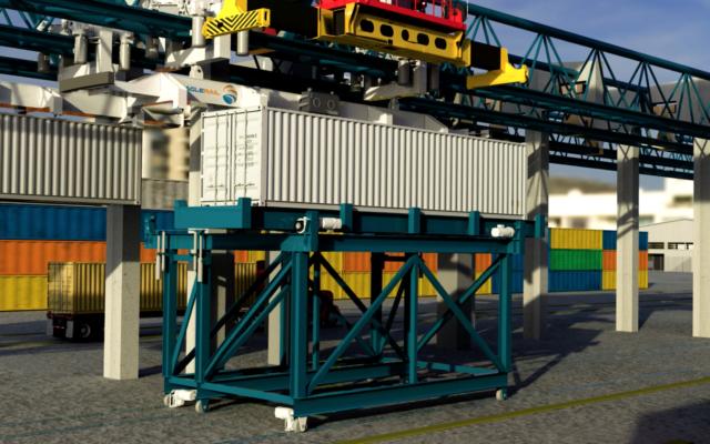 La pandemia del coronavirus pone de relieve la necesidad de automatización en los puertos