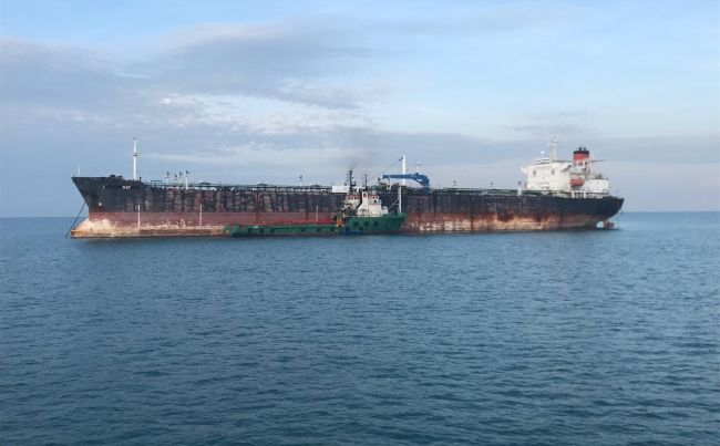 Las ONG instan a las autoridades de Bangladesh a que detengan el arribo de un buque altamente contaminante que zarpó ilegalmente de Indonesia