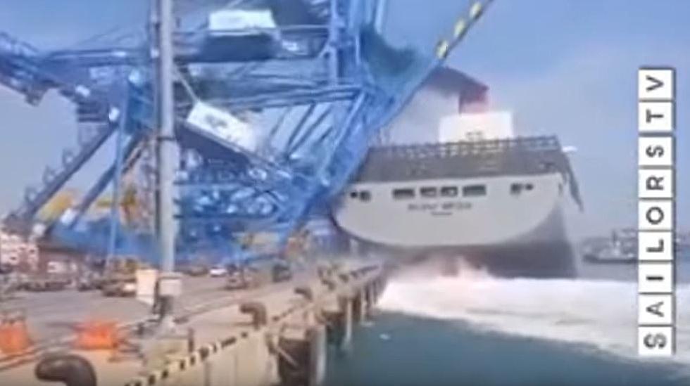 Lecciones a aprender por el reciente accidente en el puerto de Corea del Sur