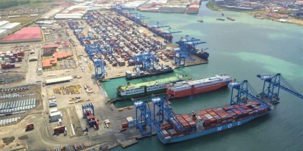 Los puertos de Panamá «capearon la tormenta» en el primer trimestre del año