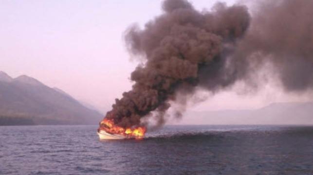 NTSB ha publicado un informe sobre el hundimiento del buque pesquero Ariel