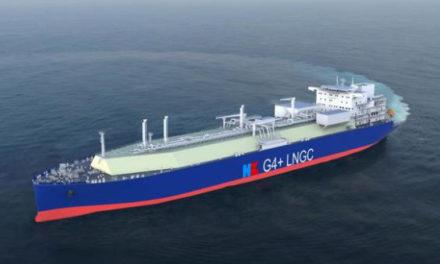 Qatar da a China un pedido récord de exportación de barcos