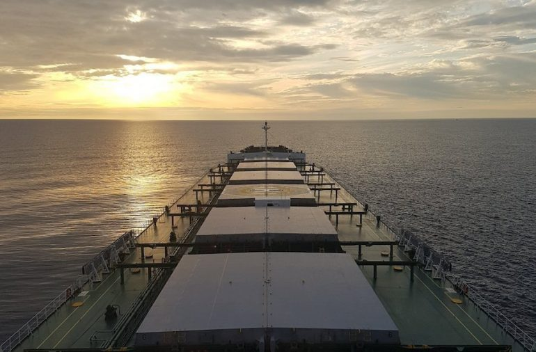 Se realizó el lanzamiento de una nueva norma de gestión de buques de carga seca a granel