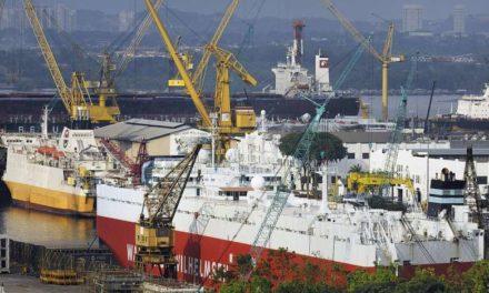 Singapur informa un nuevo grupo infectado de COVID-19 en un astillero de Sembawang