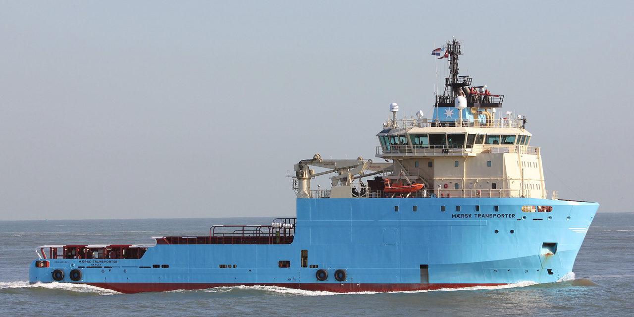 Un remolcador supply de la Maersk fue atacado en el Golfo de México