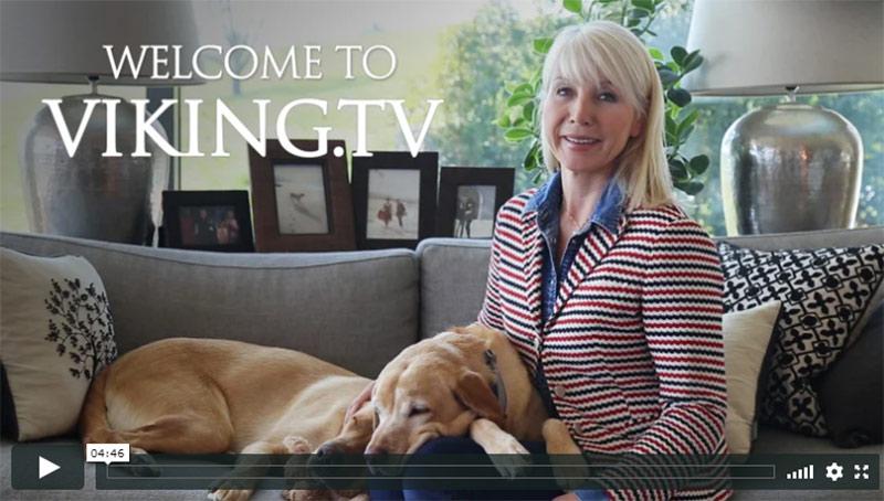 Viking lanza el nuevo canal de experiencias Viking.TV