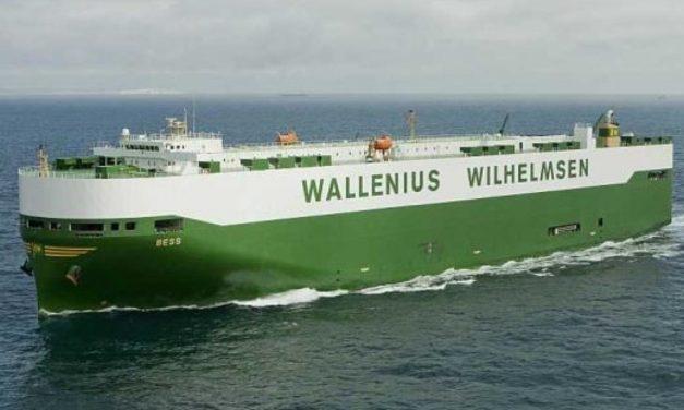 Wallenius Wilhelmsen inicia 2.500 despidos temporales en EE.UU. y México