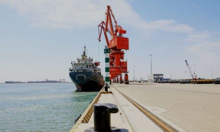 El volumen de los contenedores en los principales puertos chinos disminuyó la semana pasada