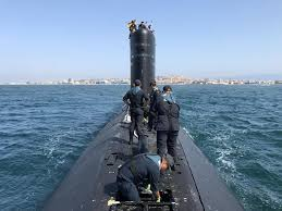 La OTAN elimina ocho minas marinas históricas del fondo del mar