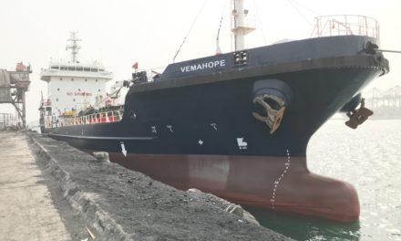 10 marinos fueron secuestrados en un buque tanquero frente a las costas de Nigeria