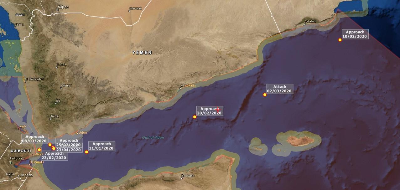Buque tanquero de la empresa Stolt Tankers fue atacado cerca de Yemen
