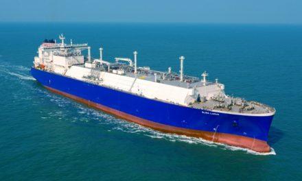 Bureau Veritas premia la nueva notación de seguridad cibernética del buque LNGC 'Elisa Larus' de NYK JV