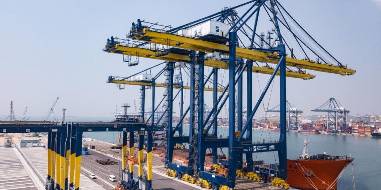 CHEC finaliza el proyecto de expansión del puerto de Abidján