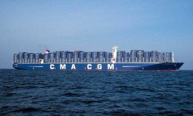 CMA CGM recurre a un plan de préstamos franceses por 1.100 millones de dólares en fondos por el COVID-19