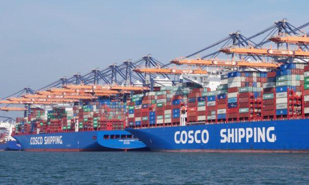 Cosco Shipping Leasing solicita más fondos para aumentar la liquidez de la empresa