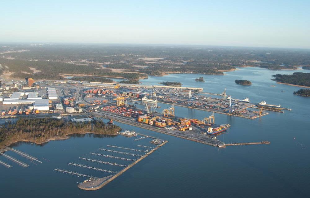 Crisis del COVID-19: Puerto de Helsinki despide temporalmente a toda su fuerza laboral