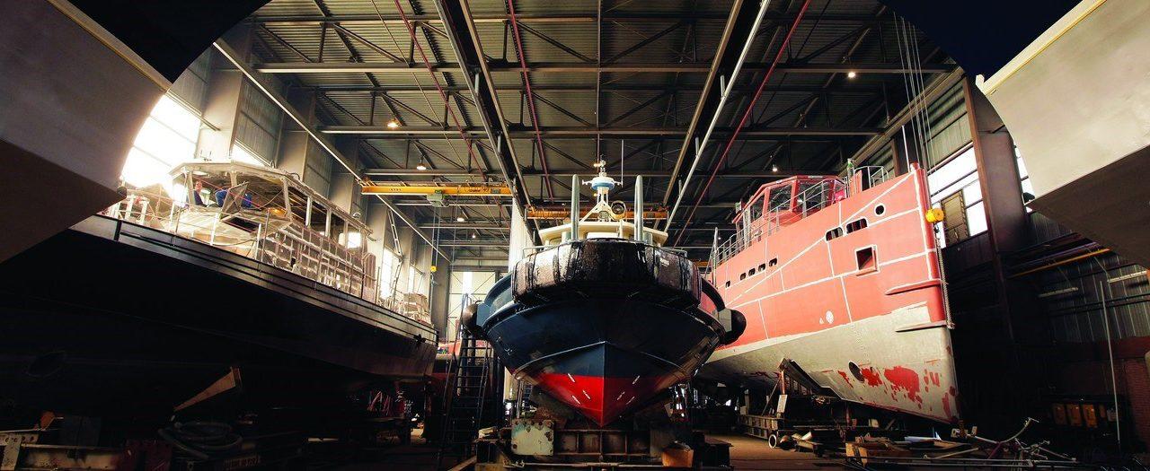 Damen Shipyards Group entrega un paquete completo para un buque multipropósito coreano
