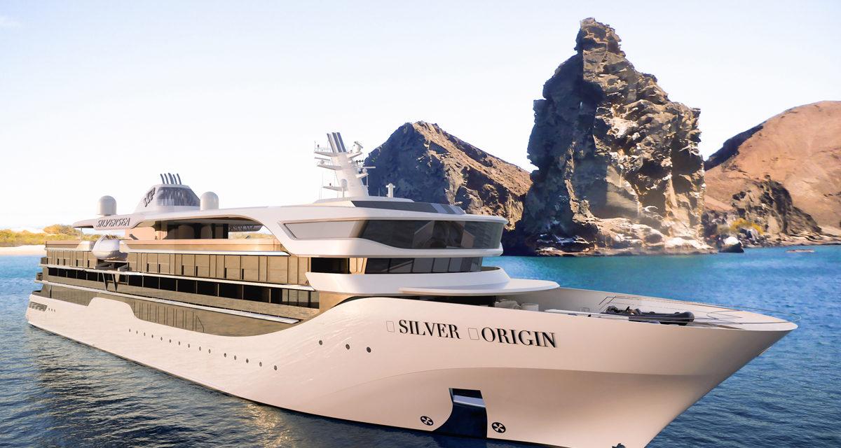 Da Hoop lleva a cabo pruebas remotas en el mar para la nueva construcción de Silversea Cruises