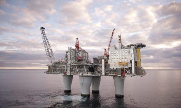 El gobierno de Noruega recorta su suposición del precio del petróleo para el 2020