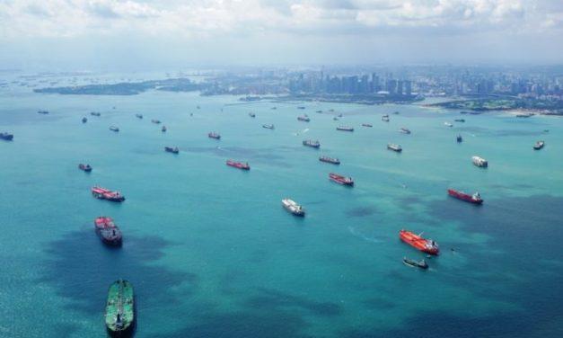 El mercado del flete de contenedores va «del auge a la quiebra» en cuatro meses