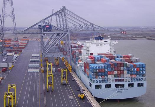 El Puerto de Amberes presenta una solución innovadora para la liberación de contenedores