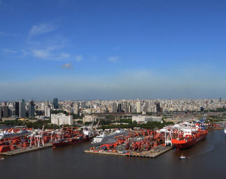 El Puerto de Buenos Aires extiende las concesiones