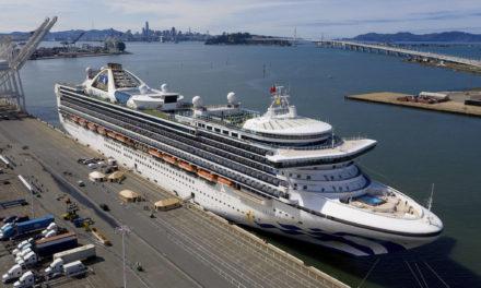 El puerto de Oakland tiene espacio para tres cruceros más mientras que cientos de cruceros de todo el mundo buscan un puerto seguro