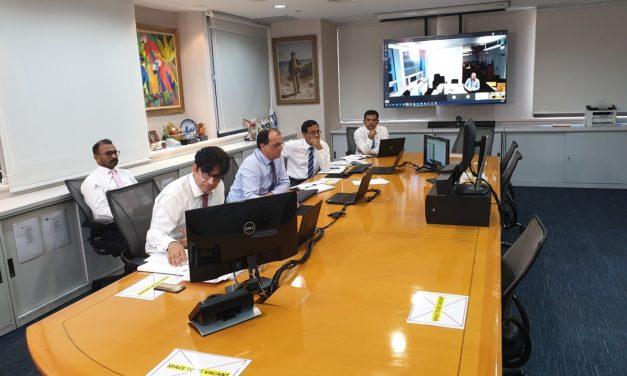 Executive Ship Management (ESM) es pionera en la auditoría remota de la TMSA con un nuevo software