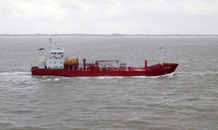 Framo instala bombas de carga líquida en el buque número 4.000
