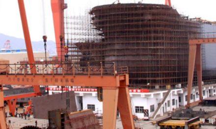 Fujian Crown Ocean Shipbuilding busca nuevos inversores