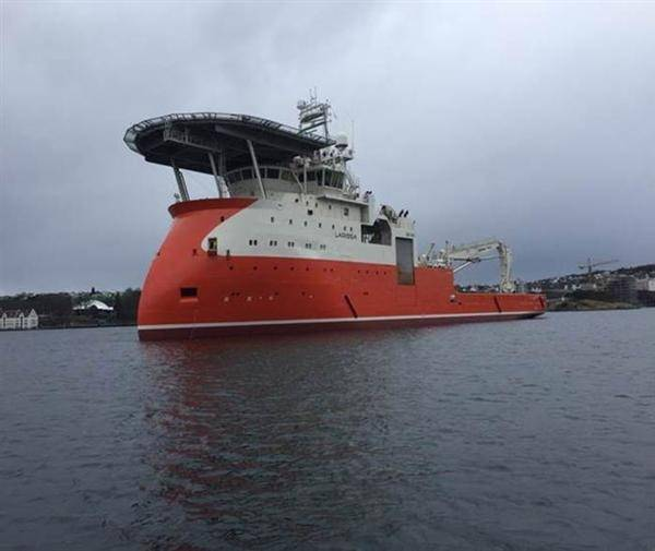 Golden Energy Offshore Services ha puesto tres de sus buques en paralización temporal